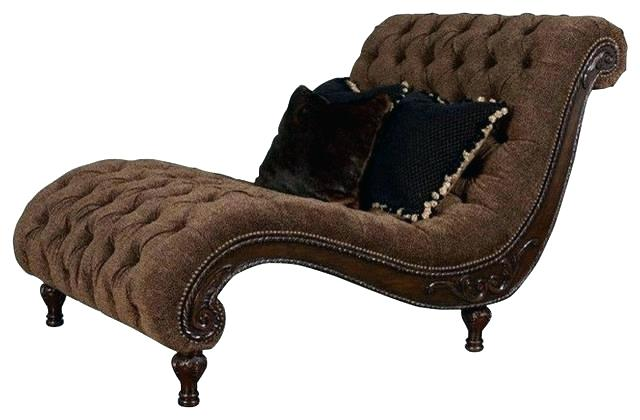 Attractive Brown Chaise Lounge Indoor Brown Chaise Lounge Indoor Mobiledave