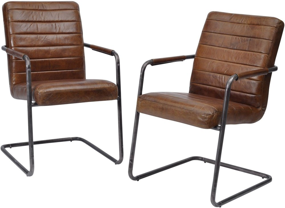 Attractive Brown Leather Dining Chairs Slope Leather Dining Chair West Elm Adorable Dining Chairs Brown