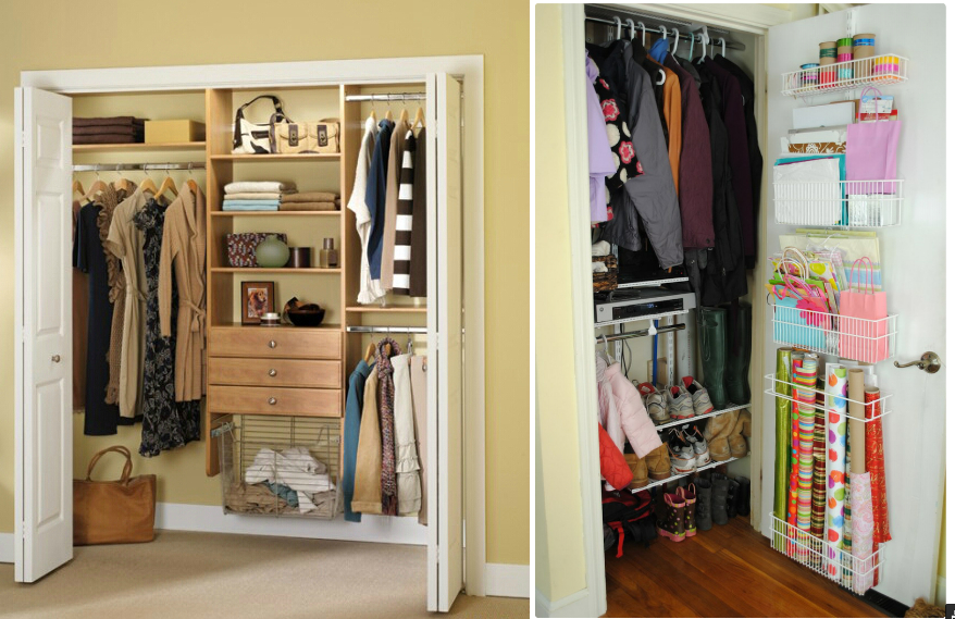 Attractive Closet Designs For Small Rooms Bedroom Closets Designs Onyoustore