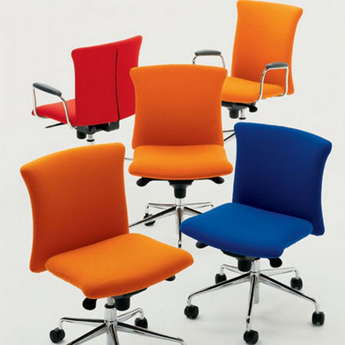 Attractive Colorful Office Chairs Unique Colorful Office Chairs 18 For Your Small Home Decor