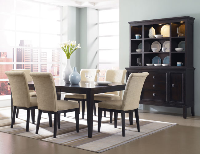 Attractive Contemporary Dining Room Sets Elegant Style In Contemporary Dining Room Sets