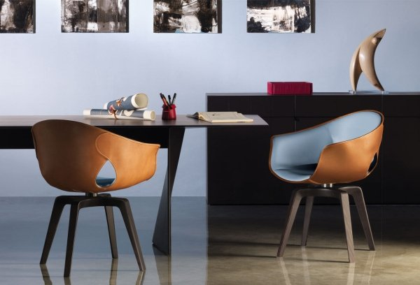 Attractive Contemporary Leather Dining Chairs Great Designer Dining Chairs With Modern Leather Dining Chairs