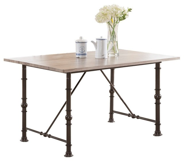 Attractive Contemporary Rectangular Dining Table Contemporary Rectangular Dining Room Table Traditional Dining