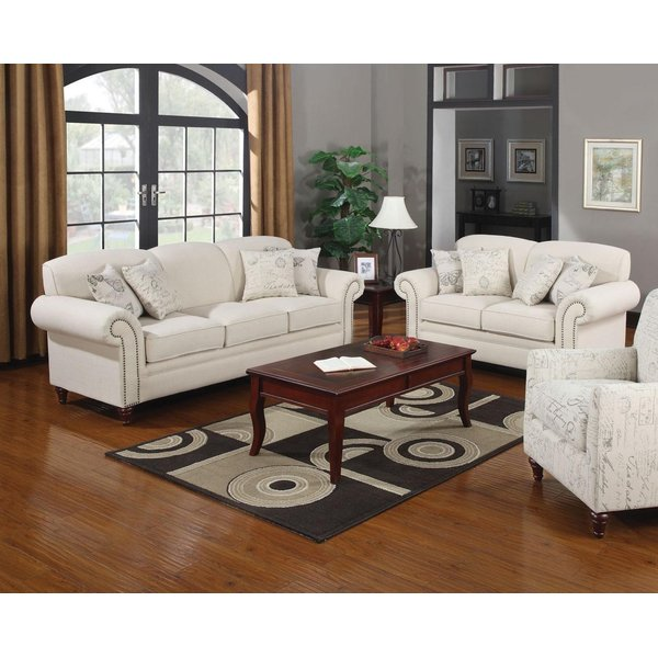 Attractive Couch And Loveseat Set French Country Living Room Sets Youll Love Wayfair