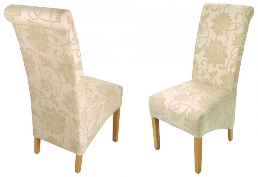 Attractive Cream Dining Chairs With Arms Chairs Amazing Floral Dining Chairs Floral Barrel Chair