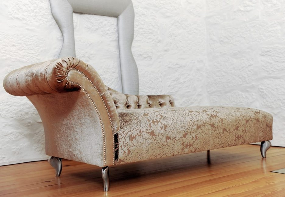 Attractive Cream Tufted Chaise Lounge Bedroom Ideas Wonderful Cool Tufted Chaise Lounge Chair With