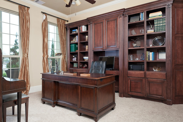 Attractive Custom Home Office Furniture Winsome Ideas Custom Office Cabinets Simple Custom Office