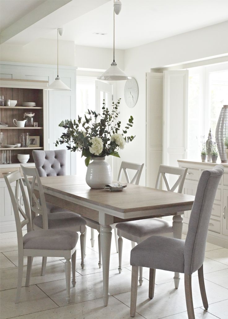 Attractive Dining Room Table Chairs Best 25 Table And Chairs Ideas On Pinterest White Dining Room
