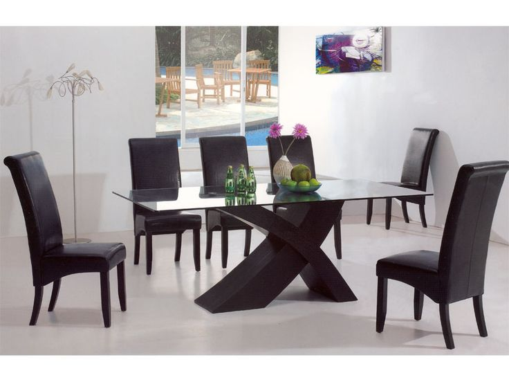 Attractive Dining Room Table Modern Contemporary Furniture Dining Room Insurserviceonline