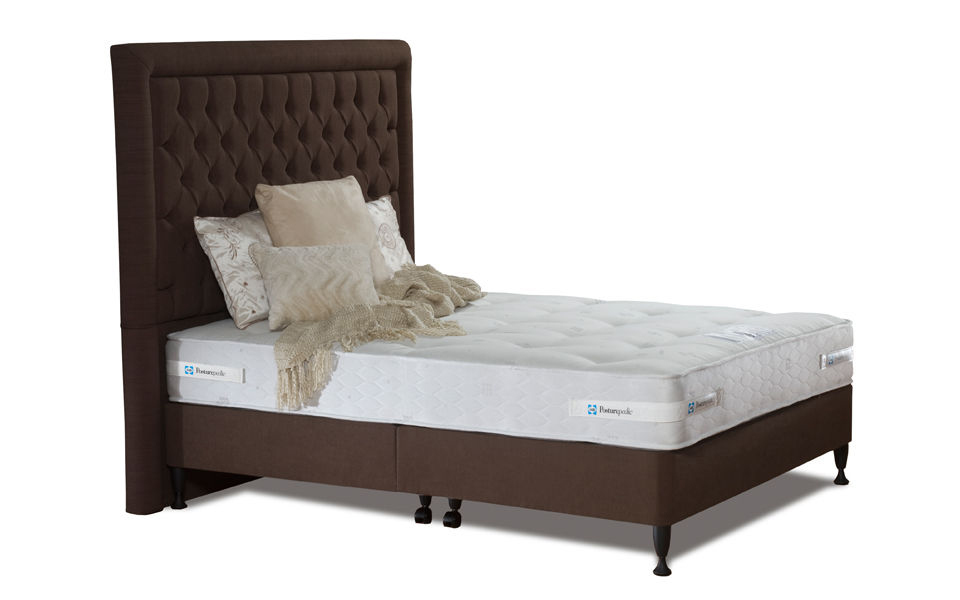 Attractive Firm Double Bed Mattress Sealy Keswick Firm Contract Divan Bed Mattress Online