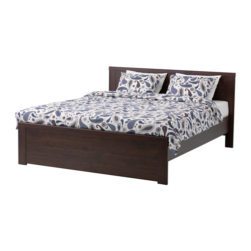 Attractive Full Bed And Frame Brusali Bed Frame Full Ikea