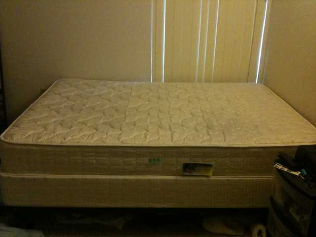 Attractive Full Mattress And Box Spring Full Size Mattress For Sale Box Spring Included Used Serta