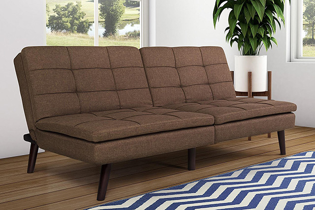 Attractive Futons For $100 Or Less Futon Vs Couch The Great Debate