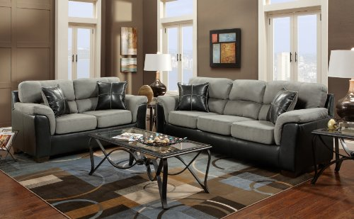 Attractive Gray Living Room Chairs Grey Living Room Furniture Fpudining