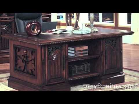 Attractive House Office Furniture Parker House Barcelona Office Furniture Writing Desk Executive
