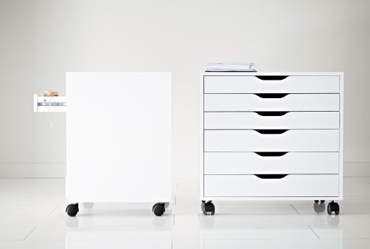 Attractive Ikea Office Drawers Drawer Units Storage Furniture Ikea