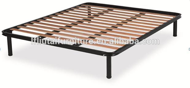 Attractive King Size Metal Bed Base King Size Slat Bed Frame Hydraulic Bed Frame B37 View Used Bed