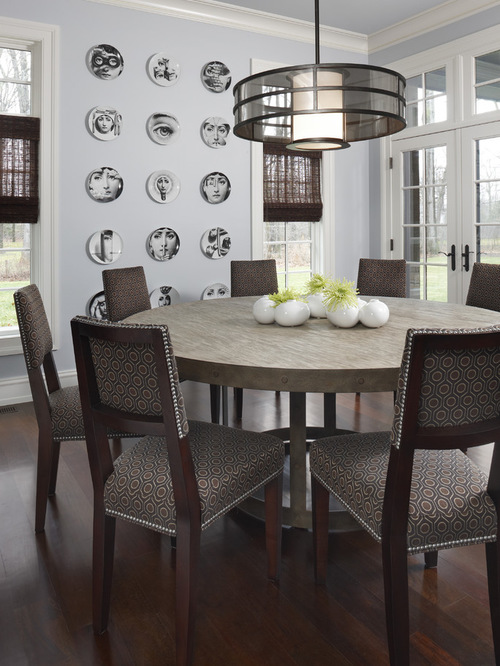 Attractive Large Circular Dining Table Dining Table Large Round Dining Tables Pythonet Home Furniture