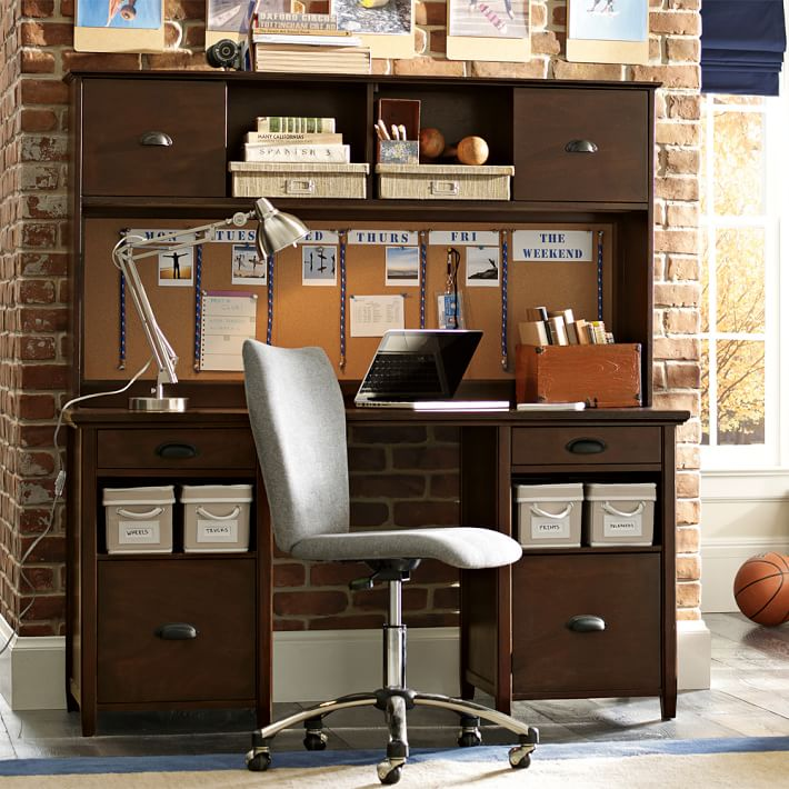 Attractive Large Desk With Storage Finding The Right Desk Hutch You Like Herpowerhustle