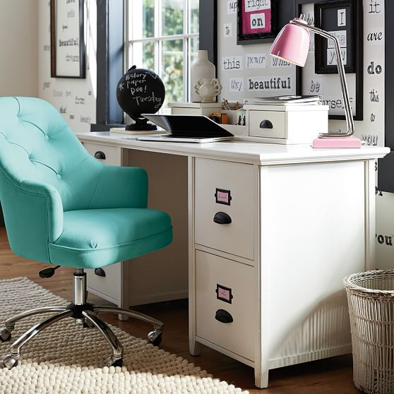 Attractive Large Desk With Storage Stylish Desk With File Storage Small Desk With Filing Cabinet