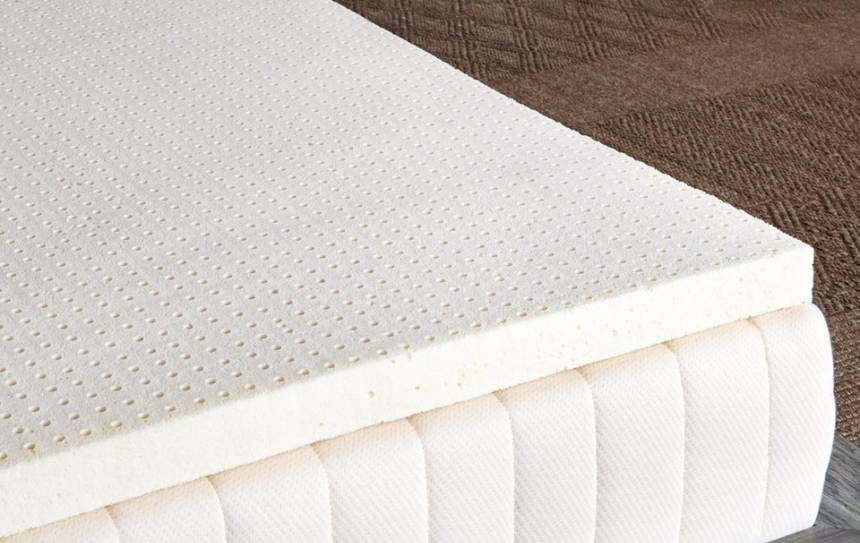 Attractive Latex Mattress Topper Reviews Pure Green 100 Natural Latex Mattress Topper Review Treehugger