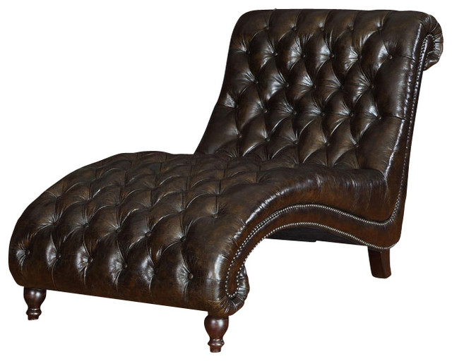 Attractive Leather Chaise Lounge Chairs Indoors Fabulous Leather Chaise Lounge Chair Princess Tufted Leather