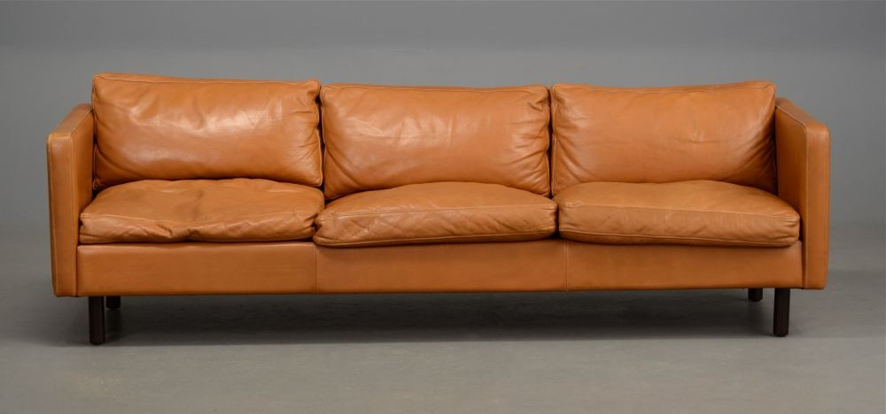 Attractive Light Tan Leather Sofa Gallery Of Light Tan Leather Sofas View 7 Of 20 Photos