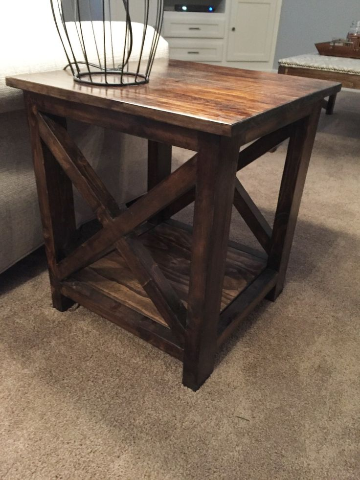Attractive Living Room Furniture Tables Best 25 Diy End Tables Ideas On Pinterest Farmhouse End Tables