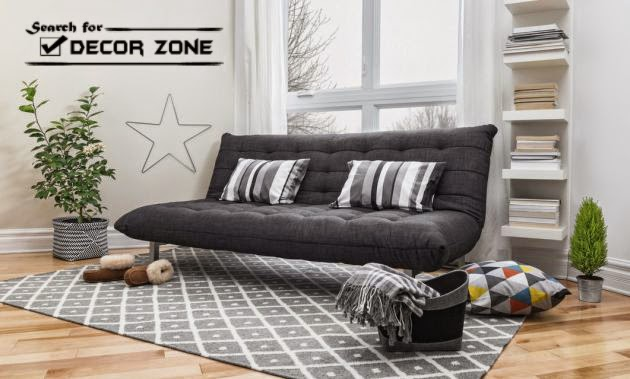 Attractive Living Room Sofa Bed How To Choose The Ideal Futon Sofa Bed For Your Home