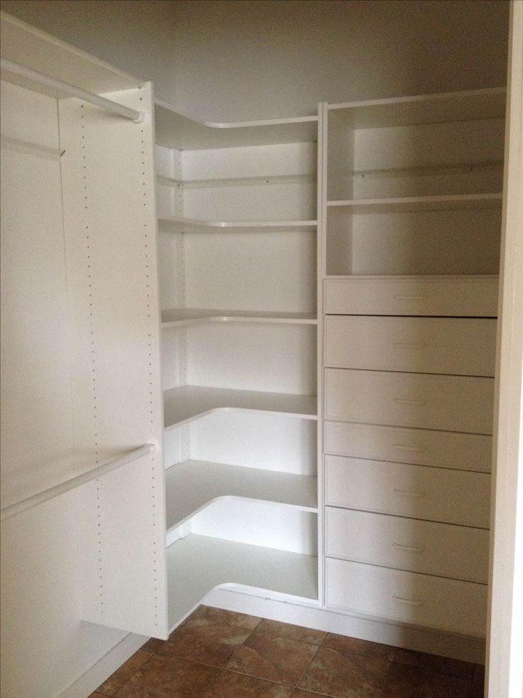 Attractive Master Bedroom Closet Shelving This Is Exactly What I Need In Our Soon To Be Master Only I