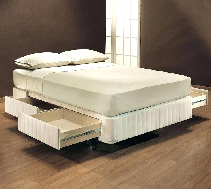 Attractive Mattress On Bed Frame Without Box Spring Bed Frame Without Box Spring Tappyco