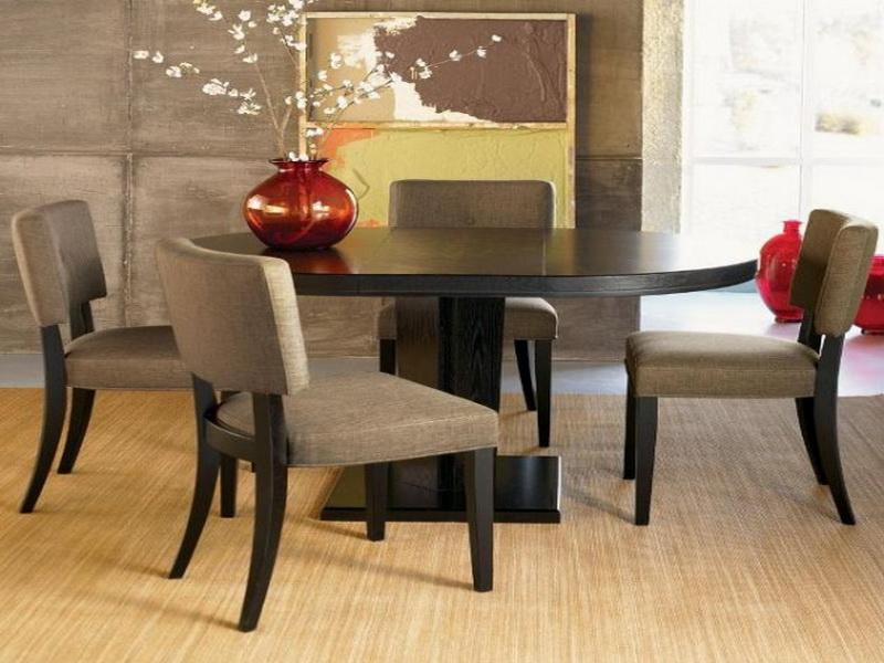 Attractive Modern Round Dining Table Set Elegant Designer Dining Table And Chairs Modern Round Dining Room