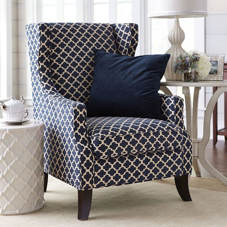 Attractive Navy Blue Accent Chair Best 25 Navy Accent Chair Ideas On Pinterest Navy Blue Accent