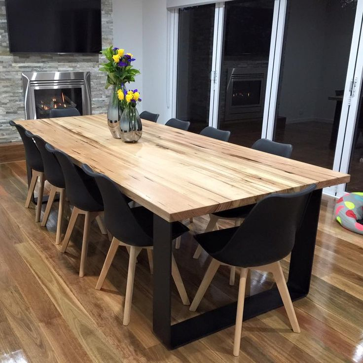 Attractive Oak Dining Table Best 25 Oak Dining Table Ideas On Pinterest Oak Dining Room