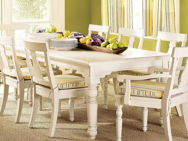 Attractive Off White Wood Dining Chairs Remarkable Design Off White Dining Table Pretentious White Dining