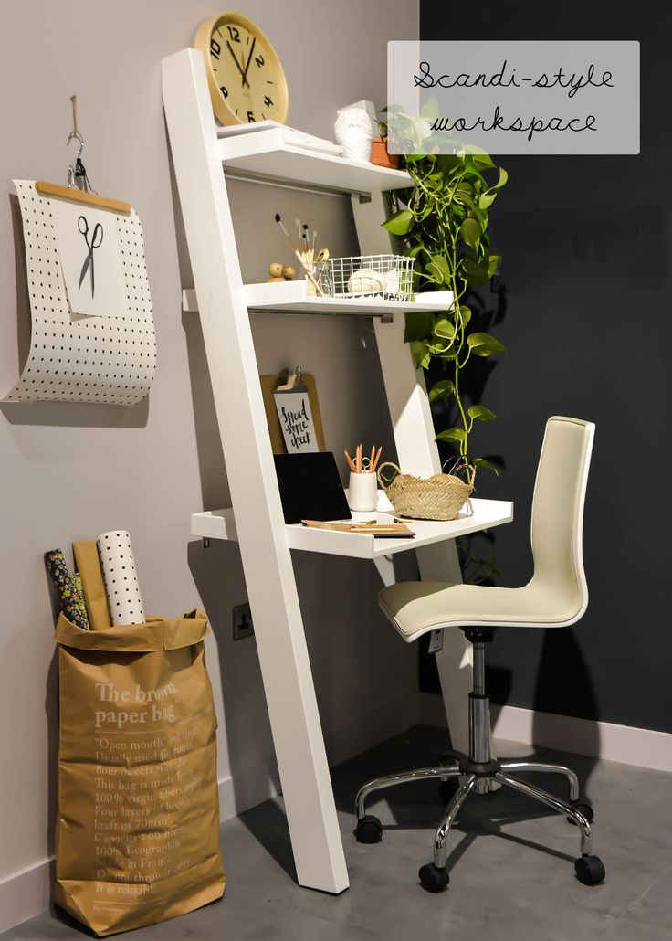 Attractive Office Desk With Shelves Best 25 Space Saving Desk Ideas On Pinterest Space Saving Table