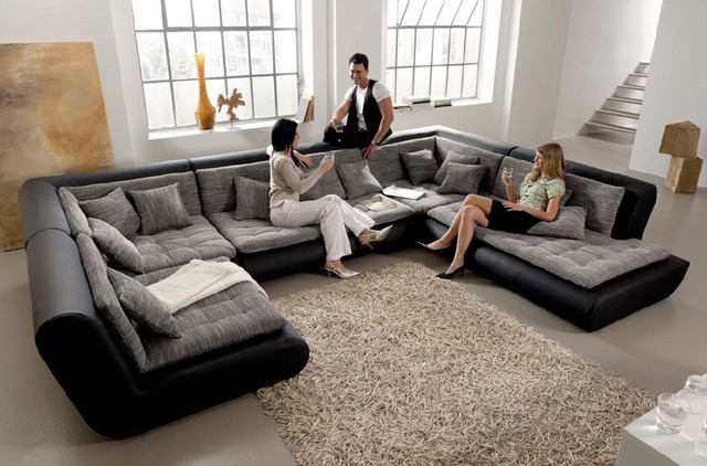Attractive Oversized Leather Sectional With Chaise Sofa Beds Design Exciting Ancient Oversized Leather Sectional