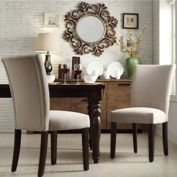 Attractive Parsons Dining Chairs Catherine Parsons Dining Chair Set Of 2 Inspire Q Bold Free