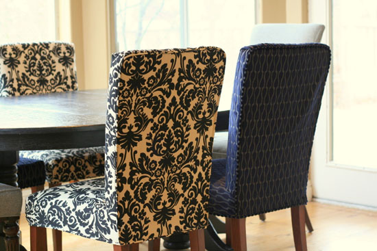 Attractive Printed Upholstered Dining Chairs 33 Upholstered Dining Room Chairs Ultimate Home Ideas