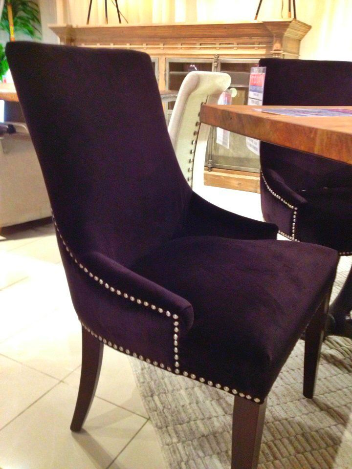 Attractive Purple Dining Chairs Extraordinary Purple Dining Room Chair Covers 64 On Chairs For