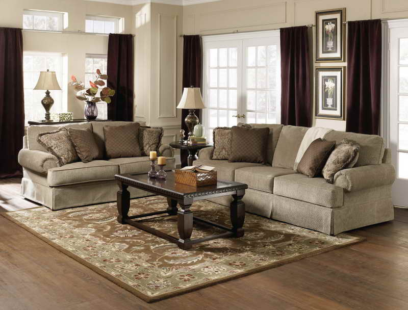 Attractive Quality Living Room Furniture Big Living Room Furniture 6 Ideas Enhancedhomes