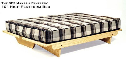 Attractive Queen Size Futon Bed Frame Super Ez Sofa Queen Size Futon Set Collegiate Furnishings