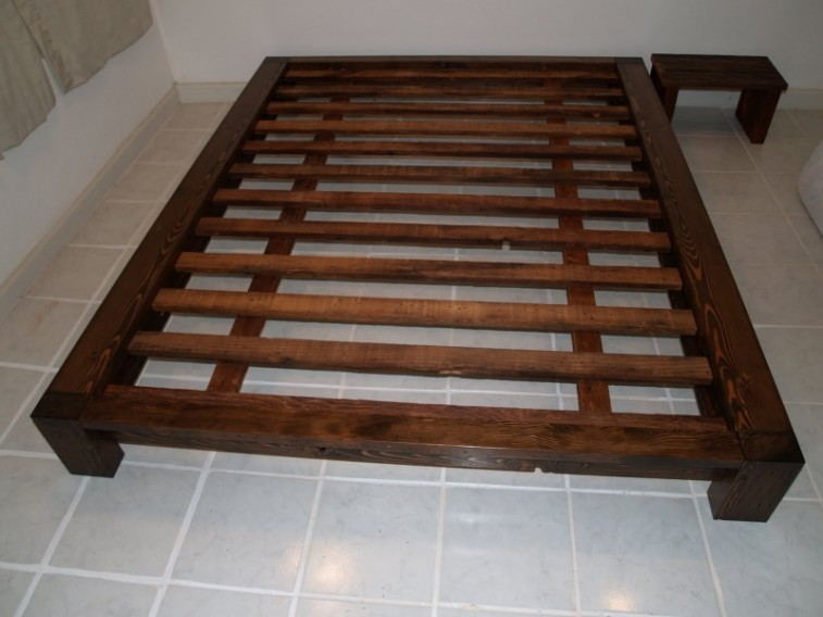 Attractive Queen Size Mattress Foundation Elegant Wooden Style Queen Size Bed Frame Design Ideas Full Size
