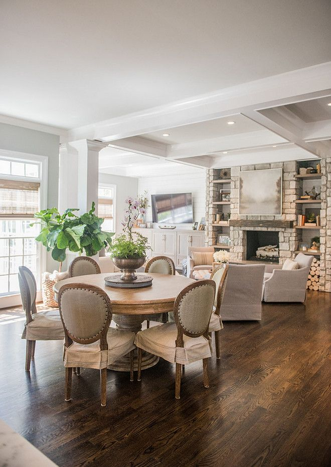 Attractive Round Table Dining Room Best 25 Round Dining Room Tables Ideas On Pinterest Round