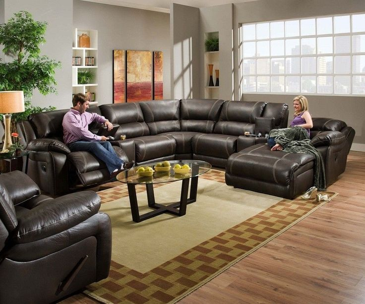 Attractive Sectional With Recliner And Chaise Lounge Sofa Beds Design Interesting Contemporary Sectionals Sofas With