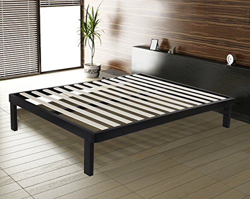 Attractive Slat Bed Frame King Sleeplace 14 Inch High 2 Inch Wooden Slat Bed Frame Sp14bf03