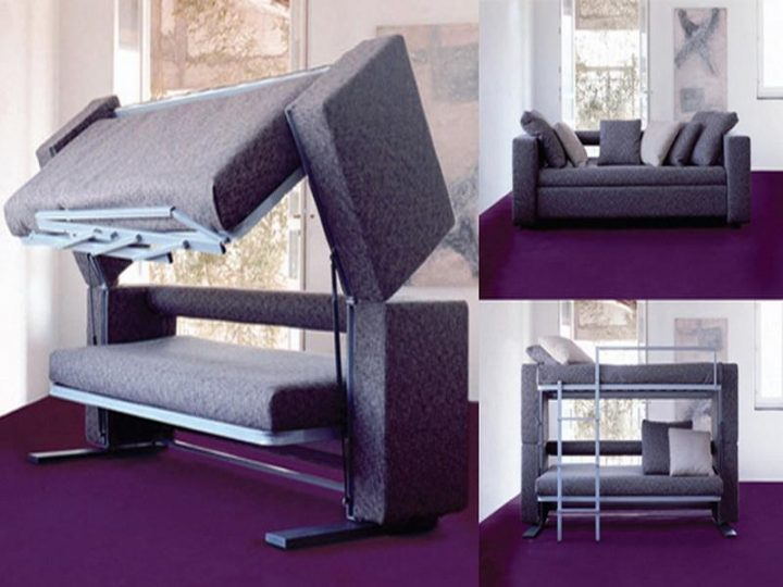 Attractive Sofa That Turns Into A Bed Couch That Turns Into Bunk Beds Video Truna