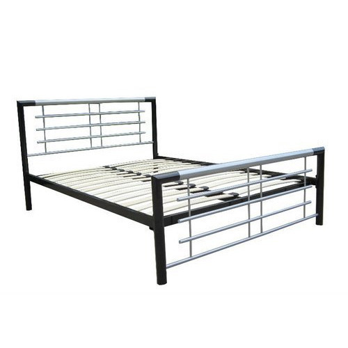 Attractive Steel King Size Bed Frame Ss King Size Stainless Steel Bed Frame Rs 8000 Piece Balaji Steel