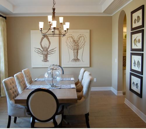 Attractive Tan Dining Room Chairs Best 25 Nautical Dining Rooms Ideas On Pinterest Nautical