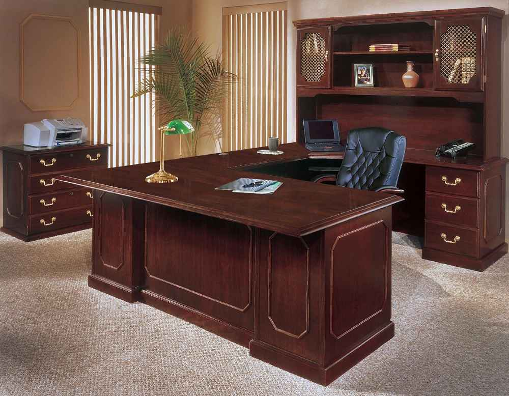Attractive Traditional Office Furniture Traditional Office Furniture From Jasper Desk Office Architect
